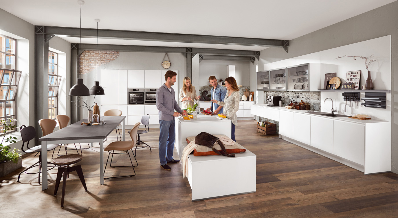bucatarii moderne. Black Bedroom Furniture Sets. Home Design Ideas